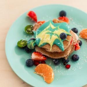 glutenvrij lactosevrij vegan pannenkoeken klein geluk ontbijt en lunch